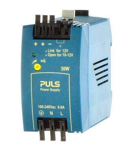 Pouls ml30.102 DC Alimentation dans AC 100-240v//out DC 10-12v