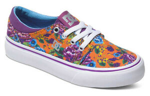 Scarpe-bambina-DC-shoes-art-TRASE-SP-col-multicolore-DC-shoes