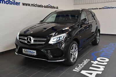 Annonce: Mercedes GLE500 e 3,0 aut. 4-M - Pris 0 kr.