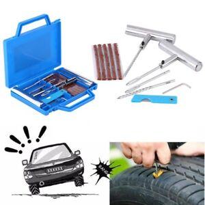 Car-Motorcycle-Tubeless-Tyre-Puncture-Repair-Kit-Tire-Plug-Set-Emergency-Tools