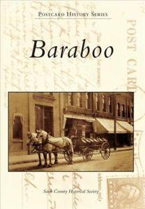 Baraboo-Paperback-by-Sauk-County-Historical-Society-COR-Brand-New-Free-s