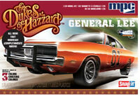 Mpc 1/25 Dukes Of Hazzard General Lee '69 Charger Snap Tooling 817