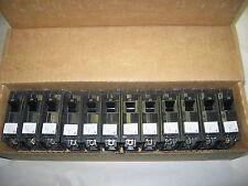 Box of 12) Siemens Q125 25 Amp Circuit Breaker 1-Pole 120/240 60 Hz