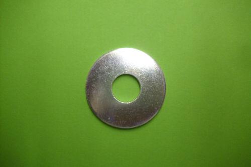 16 x 50 mm DIN 9021 NEUF 10 pièces Rondelles Rép