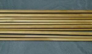 Sarkanda reed for DIY fishing float making. 2 - 8mm x 30cm. (Sark)