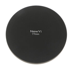 MagiDeal-77mm-Camera-Lens-Filter-Storage-Cap-Case-Metal-Protection-Cover-Box