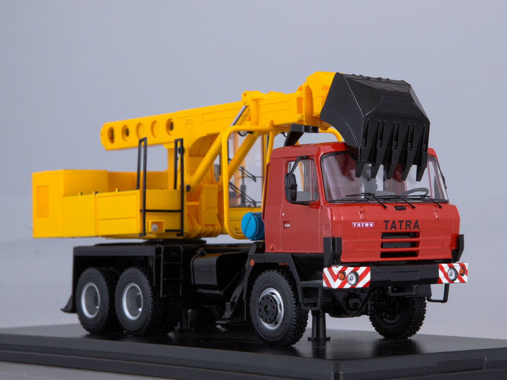 Tatra 815 Uds 114A Excavator planificador SSM 1342 1 43