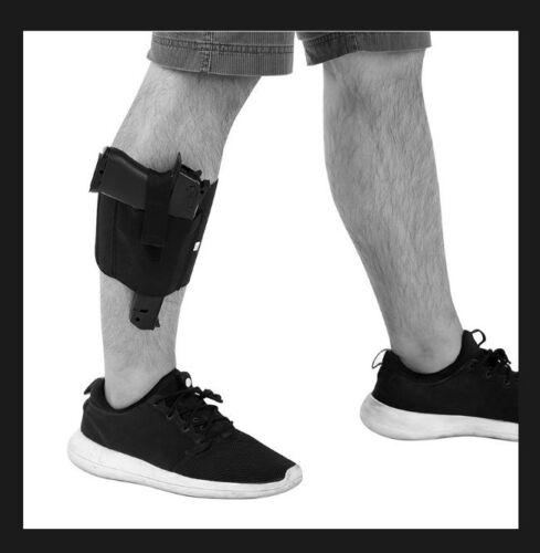 Tactical Padded Concealed Adjustable Holster Strap Belt Leg Ankle NEW