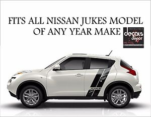 Body-Decal-Stripes-Fits-NISSAN-JUKE-Crossover-Compact-amp-Mini-SUV-2011-to-2018