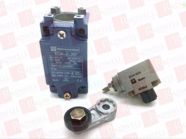 Fst  XCK-J10511 XCKJ10511 1PC NEW Schneider Limit Switch free shipping