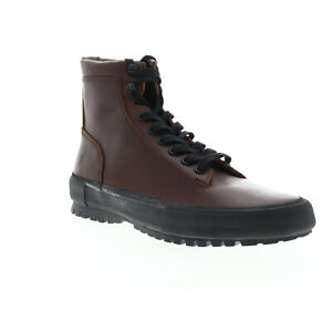 Frye-Ryan-Lug-Trek-83701-Mens-Brown-Leather-Lace-Up-Casual-Dress-Boots
