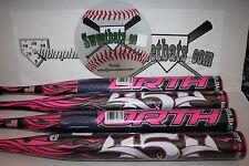 Worth Jeff Hall Mayhem Softball Bat 34 28.5 NIW ASA Slowpitch SASBJHA Reload 454