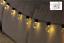 10M PLUG IN OUTDOOR INDOOR WEDDING PARTY FESTOON GLOBE FAIRY STRING 38 LED LIGHT