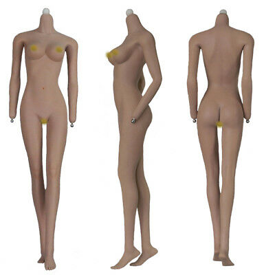 JIAOU DOLL 1//6 Female Action Figure Body Middle Bust Wheaten Skin JOQ-06C-KT004