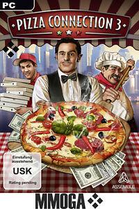 Pizza Connection 3 - PC Steam Digital Download Spiel Key eMail Lieferung - DE/EU - Berlin, Deutschland - Pizza Connection 3 - PC Steam Digital Download Spiel Key eMail Lieferung - DE/EU - Berlin, Deutschland