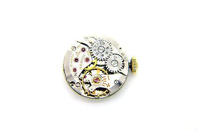 2019 Neuestes Design Marvin Handaufzug Uhrwerk - Kaliber 728 - Inkl. Krone, Zifferblatt Und Zeiger Verkaufsrabatt 50-70%