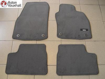 VAUXHALL ASTRA H Estate 2004-2010 Tailored Carpet Car Mats GREY
