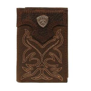 Ariat-Premium-Brand-Mens-Trifold-Wallet-A3511002