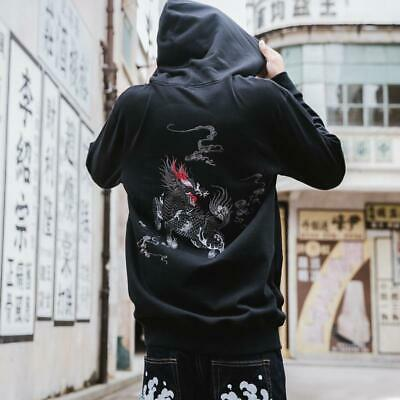Niepce I-Tech Assassin/'s Hoodie Asian Hip hop Urban Streetwear Sweatshirt