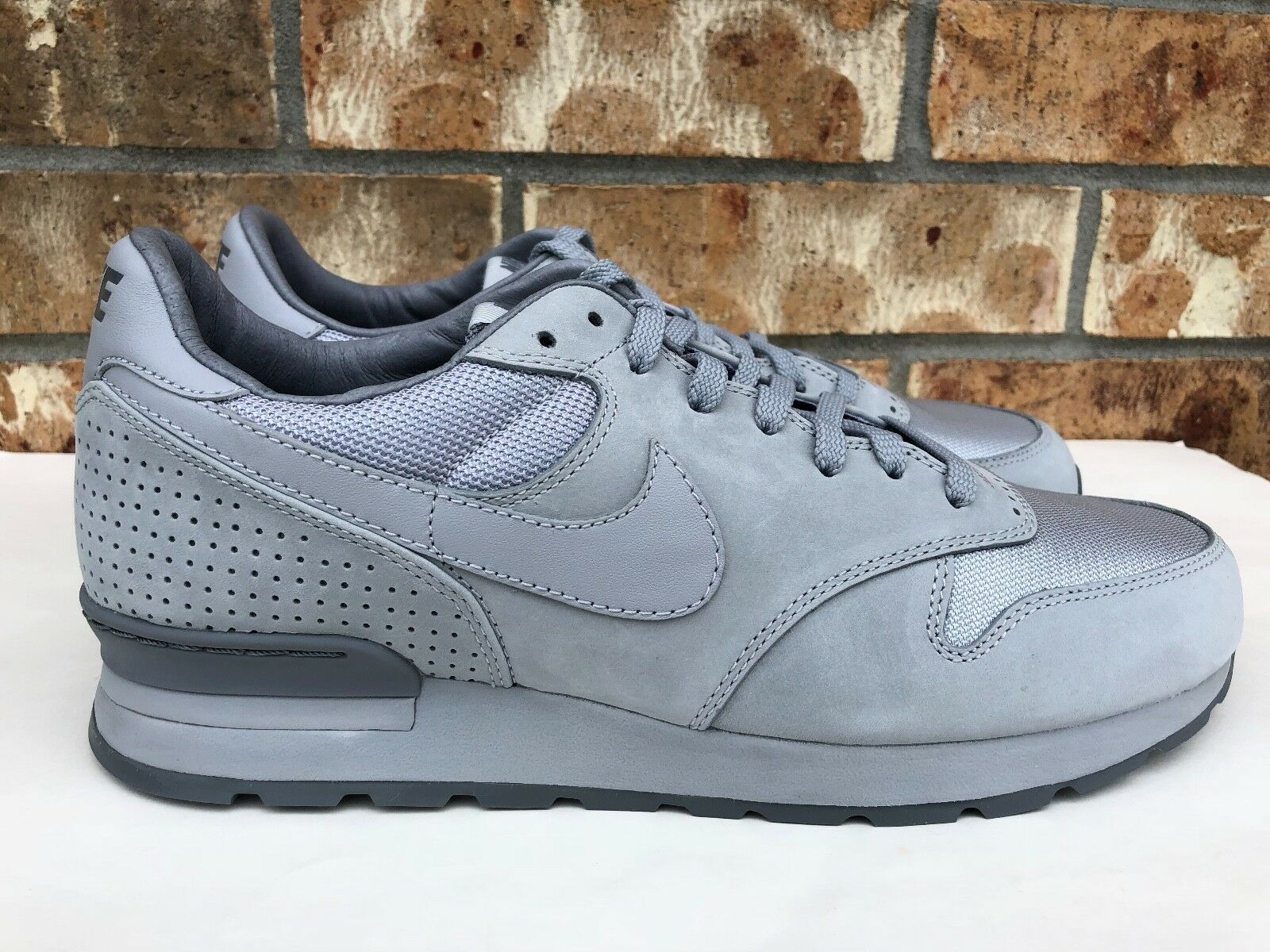 Men's Nike  Air Zoom Epic Luxe fonctionnement chaussures Wolf  Nike Gris  Cool 9acf05
