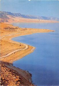 BR12536 The Dead Sea view of the western shore  israel
