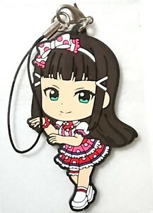 Mascot 03 Kurosawa Dia Rubber Trading Strap Love Live Sunshine!