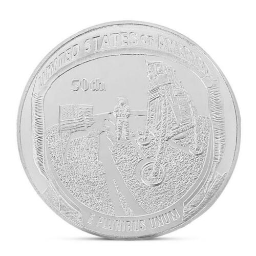 50th anniversary of the Apollo moon landing Commemorative Coin Collection Gifts