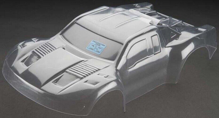 NEW Pro-Line Clear Body Pre-Cut Flo-Tek Short Course Ford F-150 Raptor SVT