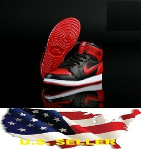 1-6-man-sneakers-sport-shoes-red-black-for-12-034-male-figure-hot-toys-phicen-USA
