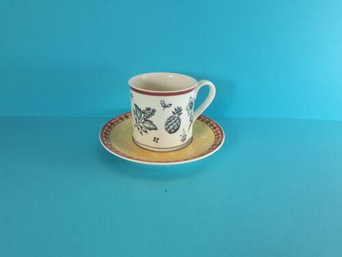 Kaffeetasse mit Untere Villeroy /& Boch Switch  Plantation