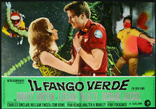 CINEMA-fotobusta IL FANGO VERDE l. paluzzi, FUKASAKU
