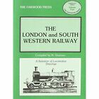 The London and South Western Railway: Locomotive Drawings in 7mm Scale by M. Sharman (Paperback, 1989)