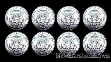2011 2012 2013 2014 P+D Kennedy Half Dollar Set ~ From Original U.S. Mint Rolls