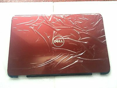New Dell Inspiron 15R N5110 LCD Back Cover C6H33 0C6H33 Red Grade A 60.4IE36.002