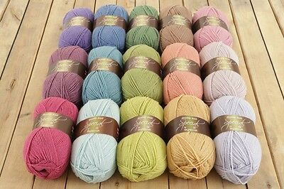 15 x 100g Stylecraft Special D//K Wool//Yarn Knitting//Crochet Dune Attic 24 Pack