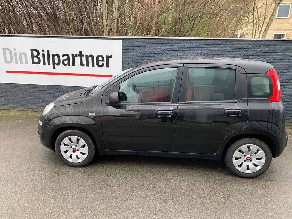 Fiat Panda, 0,9 TwinAir 60 Easy, Benzin