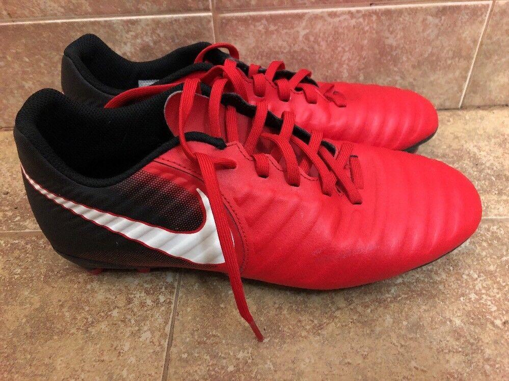 online retailer abceb d13a3 Nike Hombre tiempo Legend VII FG cómodo cómodo cómodo el calzado más  popular para los hombres