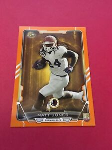 Matt-Jones-Redskins-2015-Bowman-Orange-Rookie-62-22-299