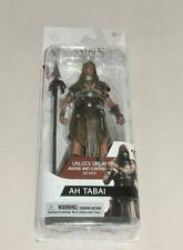 McFarlane ASSASSIN'S CREED S3 AH TABAI 5in Figure NEW w/ Code UPlay Avatar 2014