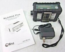 Working Calibrated Rae Multirae Multi Gas Monitor Pgm50 5p Excellent