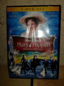 MARY-POPPINS-DISNEY-n-21-DVD-NEUF-SOUS-BLISTER