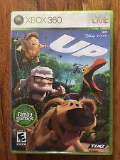 Up (Microsoft Xbox 360, 2009)NO MANUAL
