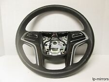 2014-2016 CADILLAC SRX STREERING WHEEL BLACK W/CONTROLS 23484088