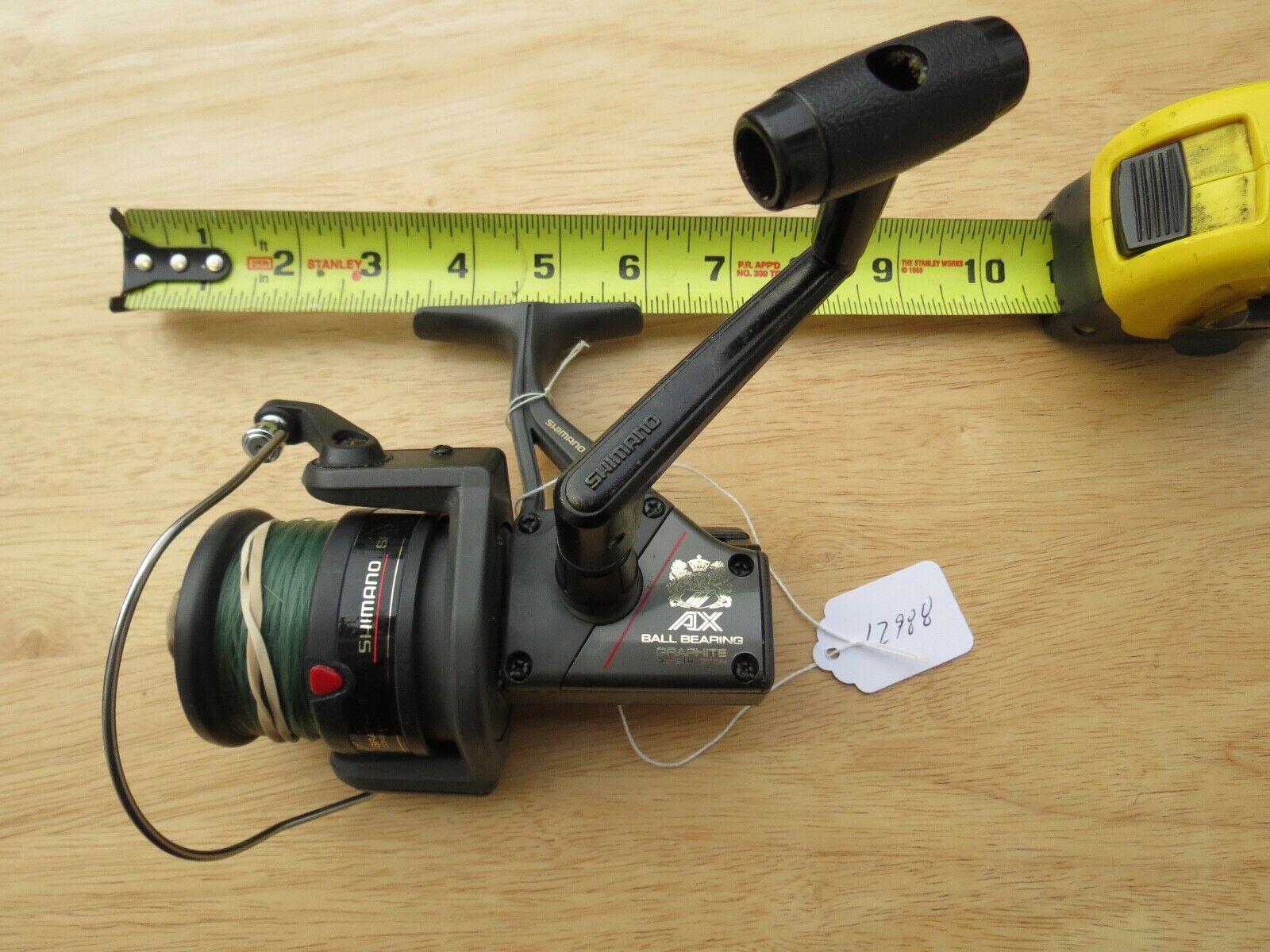 Shimano 400S AX Surf fishing reel made in Japan (Lot)