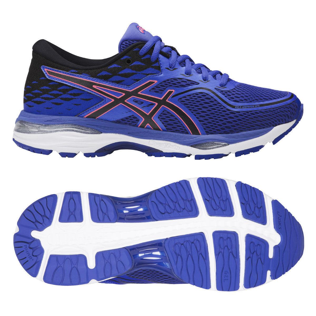 ASSICS GEL CUMULUS 19 Damen Laufschuhe Schuhe Running Schuhe Laufschuhe Joggingschuhe T7B8N-4890 c6ff23