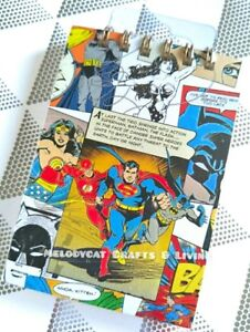 NEW-Typo-DC-Comics-Mini-Pocket-Notebook-Super-Heros-Superman