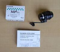 Neue Kamera Linse Fujifilm Mp Mega Pixels Yv2.8x2.8sa-sa2 / 1/3 / 2.8 - 8 Mm