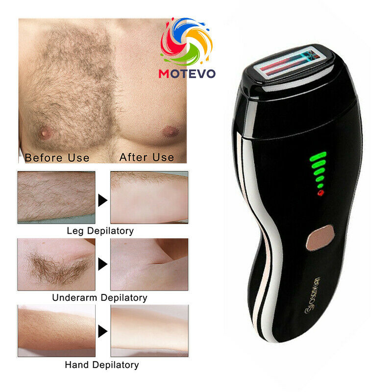 Portable Ipl Rf Hair Removal Machine Face Body Painless Laser