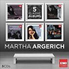 Martha Argerich: 5 Classic Albums (CD, Jul-2013, 5 Discs, EMI Classics)