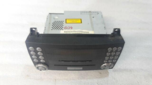 Mercedes Benz SLK R171 Radio Autoradio CD Player RDS Audio A1718200786
